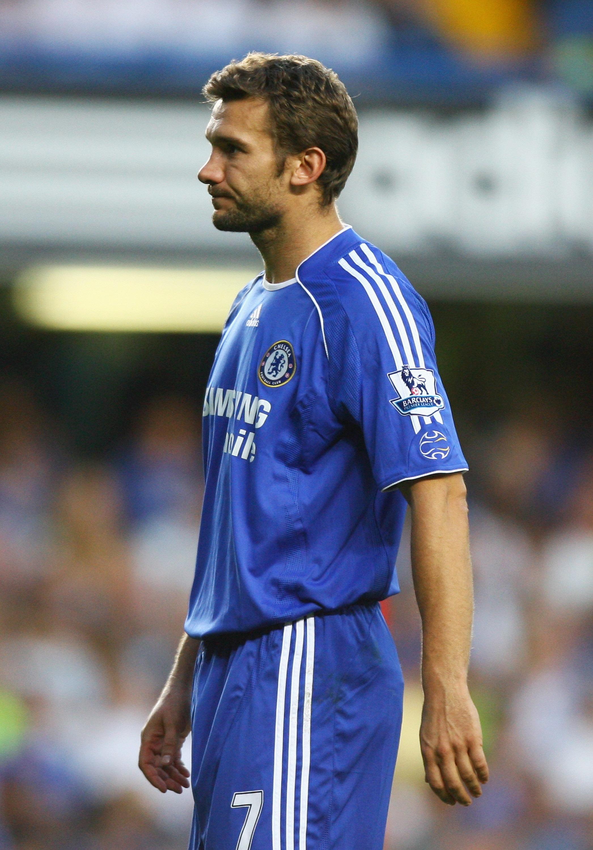 Chelsea s £30million Flop Andriy Shevchenko Is Heading Back To