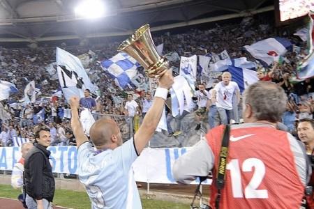 Lazio campeón de Coppa