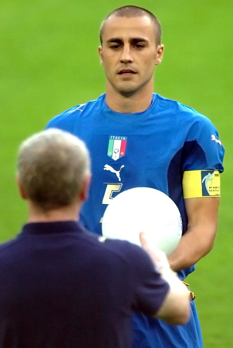 If I Am Old Then I Will Give Up My Italy Place – Fabio Cannavaro