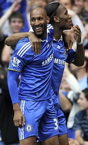 SOCCER Chelsea 1
