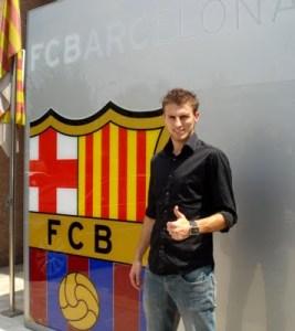 henrique barcelona adriano buss zaragoza