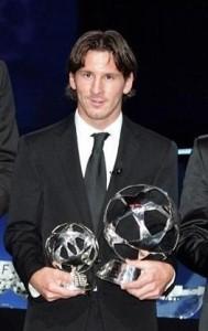Messi award