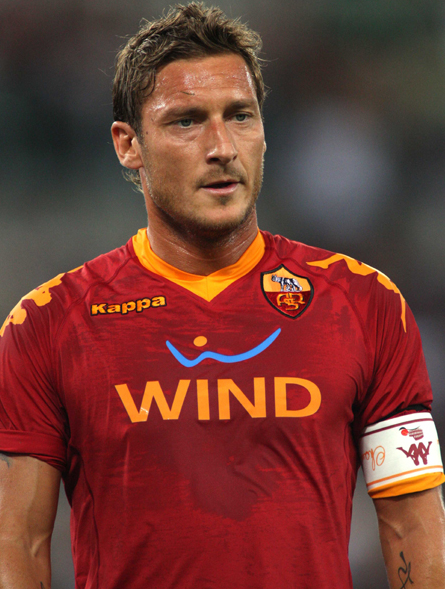 Kosice 3-3 Roma: Totti Double Not Enough For Italians In Kosice ...
