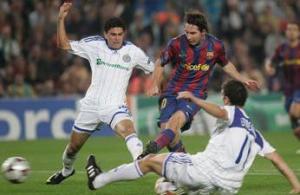 Messi Score