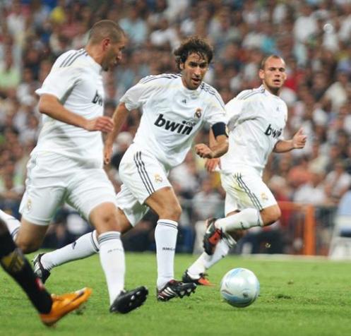 Benzema & Raul