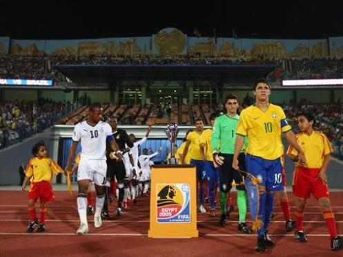 Brazil & Ghana