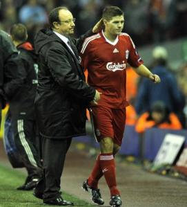 Gerrard of Liverpool