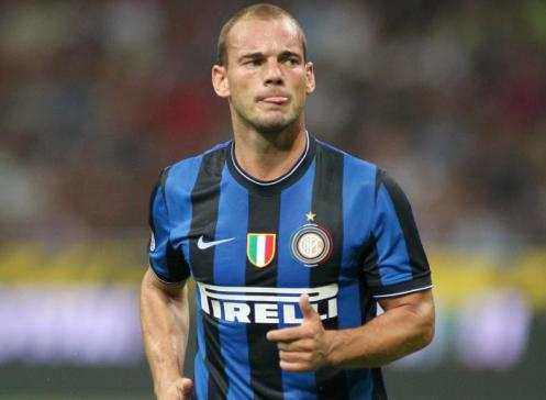 Wesly Sneijder